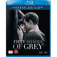 Fifty Shades Of Grey - Unseen Edition (BLU-RAY)