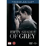 Fifty Shades Of Grey - Unseen Edition (DVD)