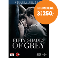 Produktbilde for Fifty Shades Of Grey - Unseen Edition (DVD)