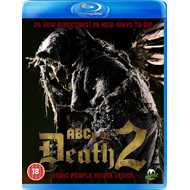 The ABCs Of Death 2 (UK-import) (BLU-RAY)