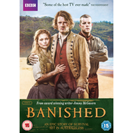 Banished (UK-import) (DVD)