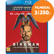 Produktbilde for Birdman (BLU-RAY)