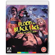 Blood And Black Lace (UK-import) (Blu-ray + DVD)