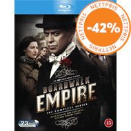 Produktbilde for Boardwalk Empire - Den Komplette Serien (BLU-RAY)