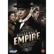 Boardwalk Empire - Den Komplette Serien (DVD)