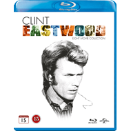 Clint Eastwood Eight Movie Blu-ray Collection (BLU-RAY)