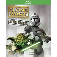 Star Wars - The Clone Wars - The Lost Mission (BLU-RAY)