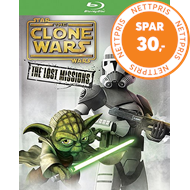 Produktbilde for Star Wars - The Clone Wars - The Lost Mission (BLU-RAY)