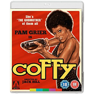 Coffy (UK-import) (BLU-RAY)