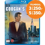 Produktbilde for Coogan's Bluff (BLU-RAY)