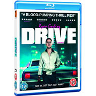 Drive (UK-import) (BLU-RAY)