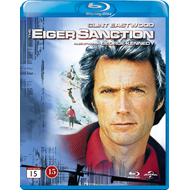 The Eiger Sanction (BLU-RAY)