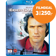 Produktbilde for The Eiger Sanction (BLU-RAY)