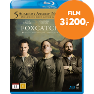 Produktbilde for Foxcatcher (BLU-RAY)