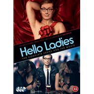 Hello Ladies - The Complete Series And The Movie (DVD)