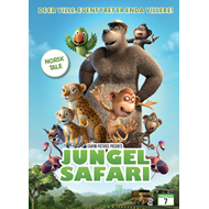 Jungel Safari (DVD)
