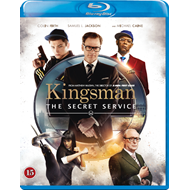 Kingsman: The Secret Service (BLU-RAY)