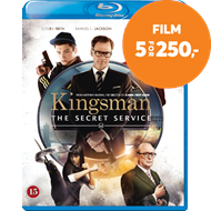 Produktbilde for Kingsman: The Secret Service (BLU-RAY)