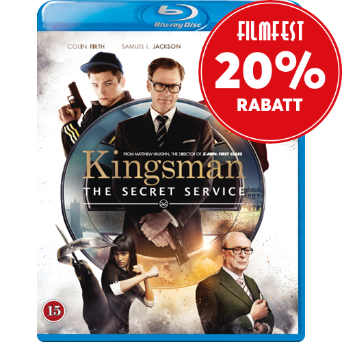4fc8c6c1c0a Kingsman  The Secret Service (BLU-RAY)
