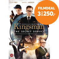 Produktbilde for Kingsman: The Secret Service (DVD)