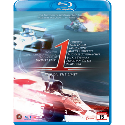 1 - Life On The Limit (BLU-RAY)