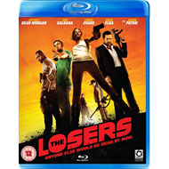 The Losers (UK-import) (BLU-RAY)