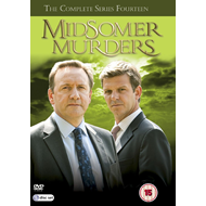Midsomer Murders - Sesong 14 (UK-import) (DVD)