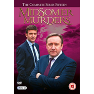 Midsomer Murders - Sesong 15 (UK-import) (DVD)
