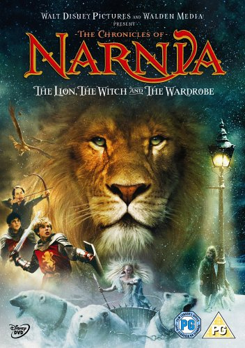 The Chronicles Of Narnia - The Lion, The Witch And The Wardrobe (UK-import) (DVD)