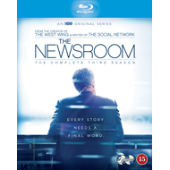 The Newsroom - Sesong 3 (BLU-RAY)