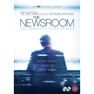 The Newsroom - Sesong 3 (DVD)