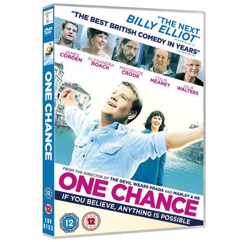One Chance (UK-import) (DVD)