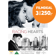 Produktbilde for Racing Hearts (DK-import) (DVD)