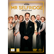 Mr. Selfridge - Sesong 3 (DVD)
