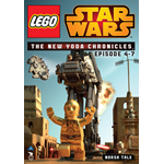 LEGO Star Wars - The New Yoda Chronicles - Episodes 4 - 7 (DVD)