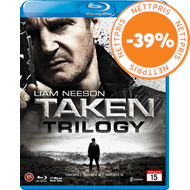 Produktbilde for Taken Trilogy (BLU-RAY)