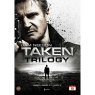 Produktbilde for Taken Trilogy (DVD)
