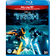 Tron Legacy (UK-import) (Blu-ray 3D + Blu-ray)