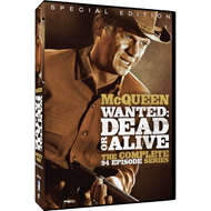 Produktbilde for Wanted: Dead Or Alive - The Complete Series (DVD - SONE 1)