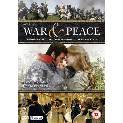 War And Peace (2007) (UK-import) (DVD)