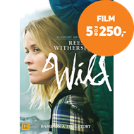 Produktbilde for Wild (DVD)