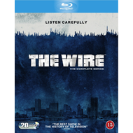 The Wire - Den Komplette Serien (BLU-RAY)