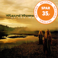 Produktbilde for Wizard Women Of The North (CD)