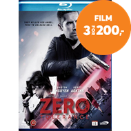 Produktbilde for Zero Tolerance (BLU-RAY)