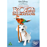 102 Dalmatinere (UK-import) (DVD)