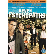 Seven Psychopaths (UK-import) (DVD)