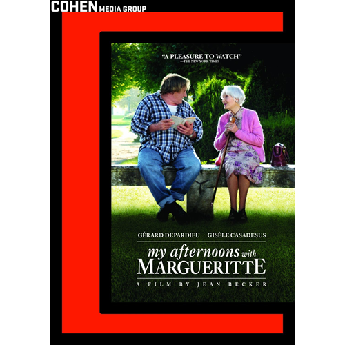 My Afternoons With Margueritte (DVD - SONE 1)