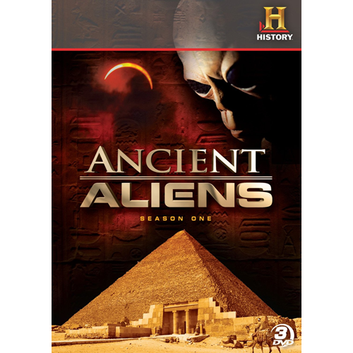 Ancient Aliens - Sesong 1 (DVD - SONE 1)
