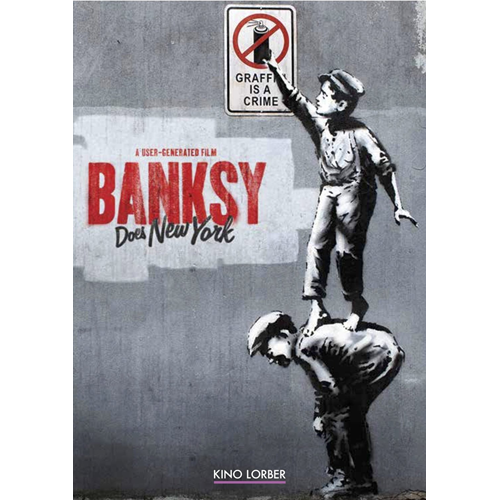Banksy Does New York (DVD - SONE 1)