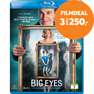 Produktbilde for Big Eyes (BLU-RAY)